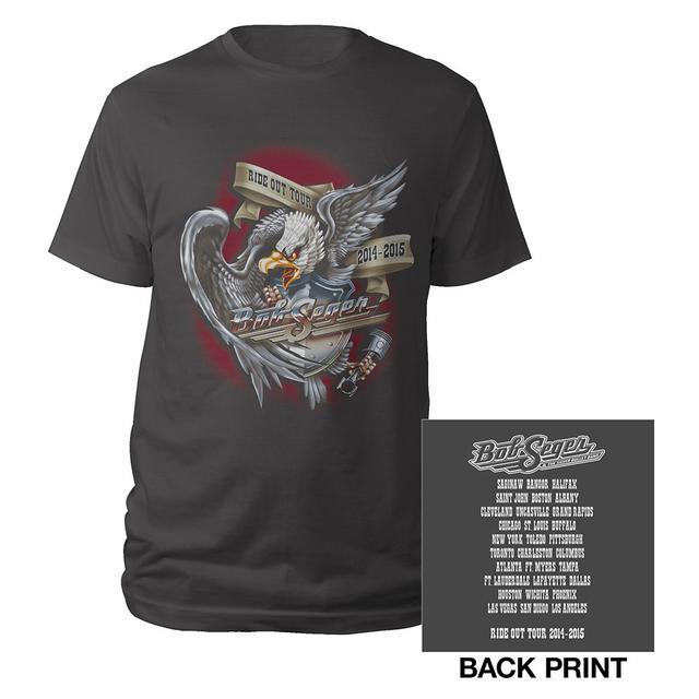 Bob Seger Ride Out Tour Shirt