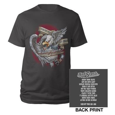 Bob Seger Ride Out Tour Shirt