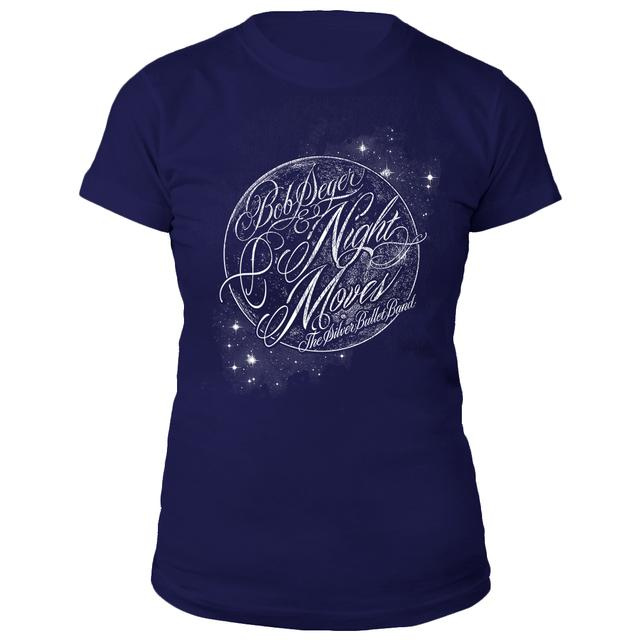 Bob Seger Night Moves Ladies Tee