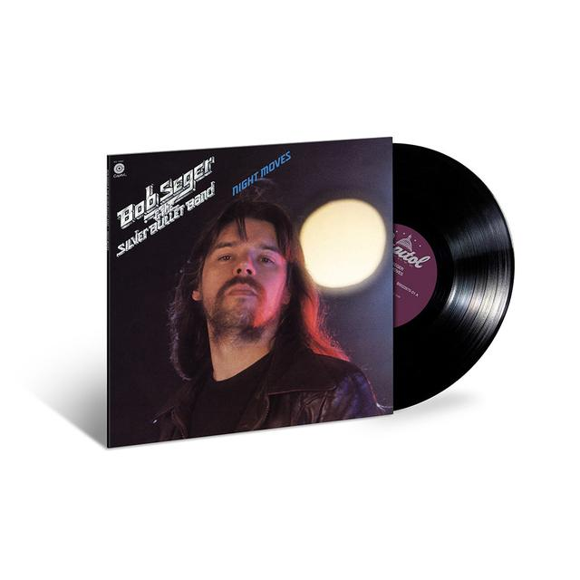 Bob Seger Night Moves Vinyl (180 Gram).