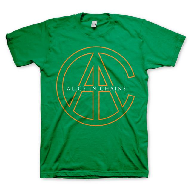 Alice In Chains St. Patrick's Day T-Shirt