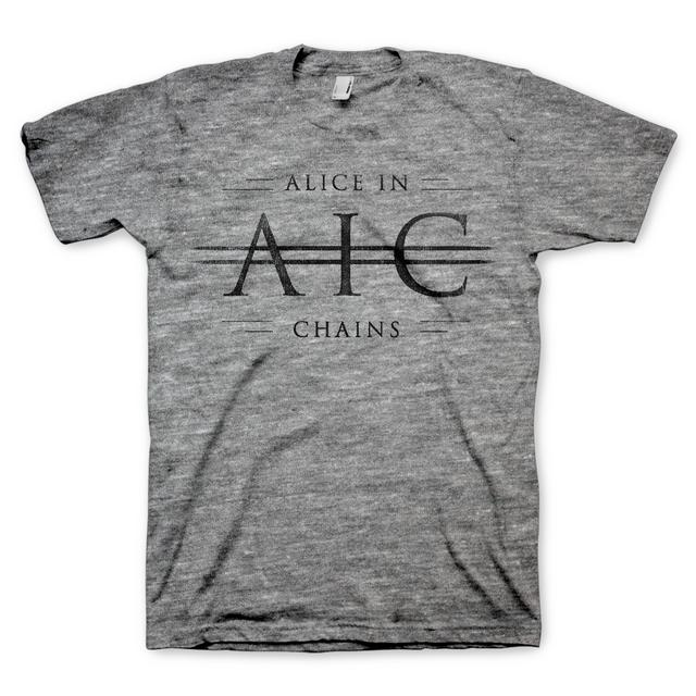 Alice In Chains AIC Type T-Shirt