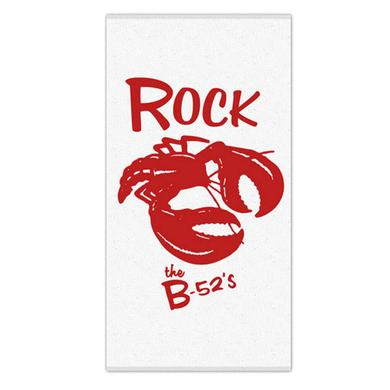 B-52's Rock Lobster Towel