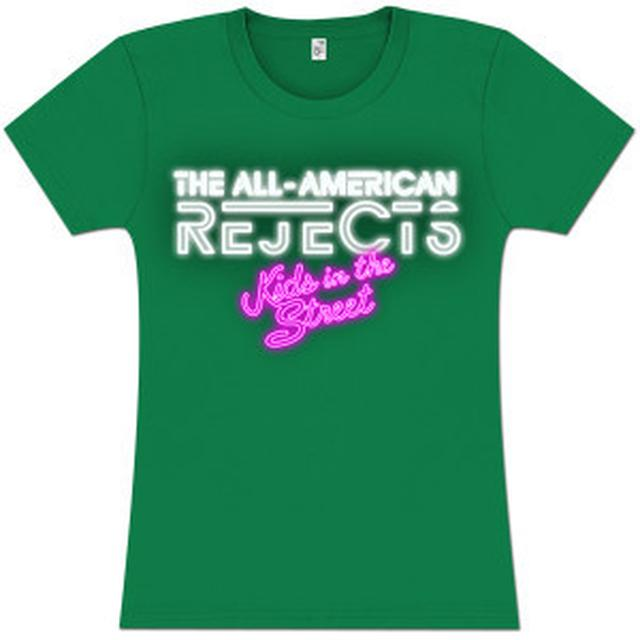 All american rejects Kids in the Street Babydoll T-Shirt
