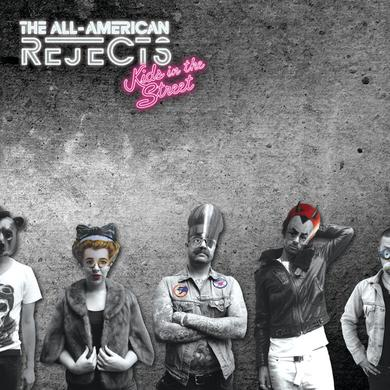 All american rejects Kids In The Street CD DELUXE EDITION