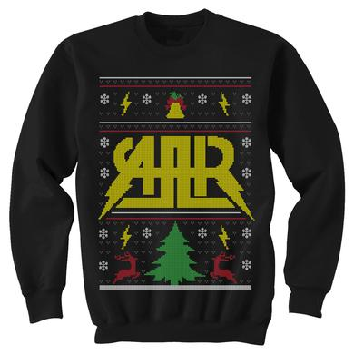 The All-American Rejects Ugly Christmas Symbol Sweatshirt