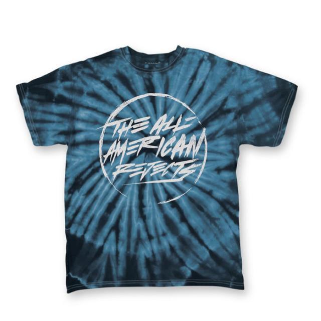 All american rejects Streak Tie Dye T-Shirt