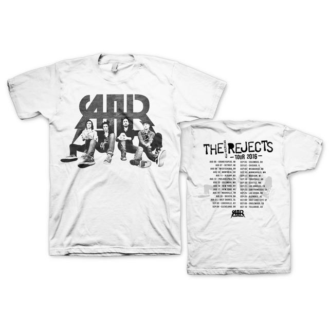 All american rejects Burnout T-Shirt