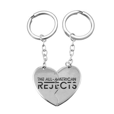 The All-American Rejects Heart Break Keychains