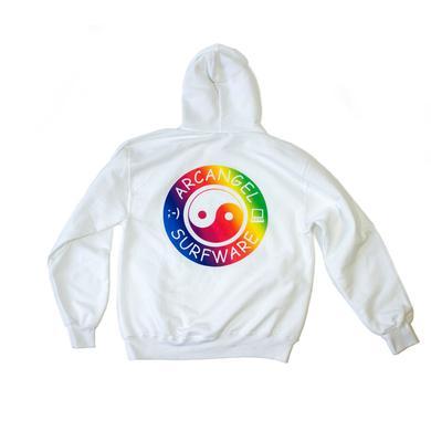 Arcangel Surfware Spectrum Yin-Yang Crest Hoodie (SRF-003)