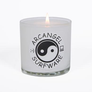 Arcangel Surfware Fuck Negativity Candle (SRF-031)