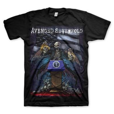 Avenged Sevenfold Presidential SellEction T-Shirt
