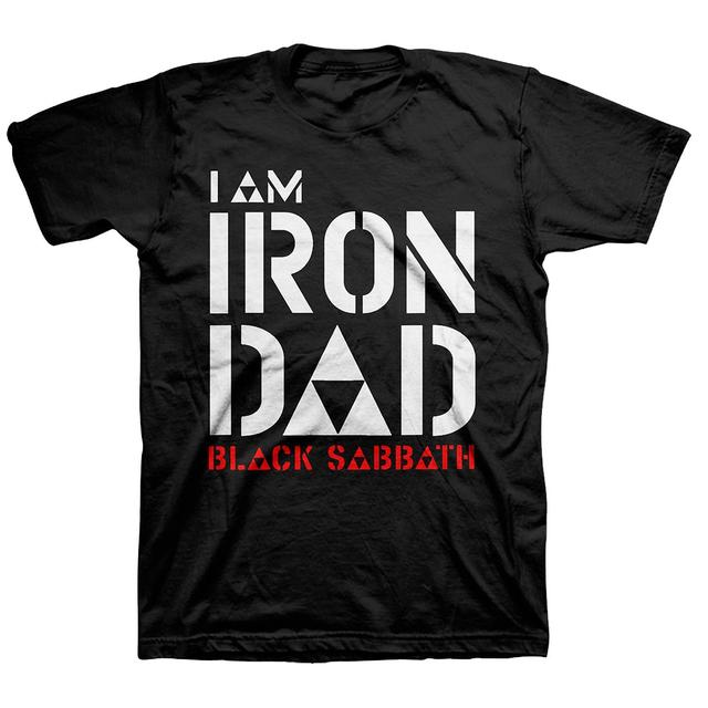 Black Sabbath Father's Day Tee