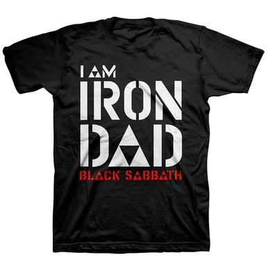 Black Sabbath Father's Day Tee