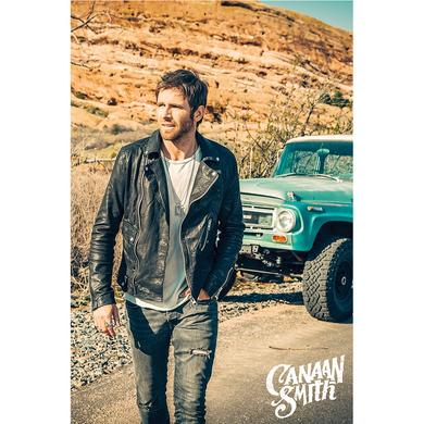 Canaan Smith Bronco Poster