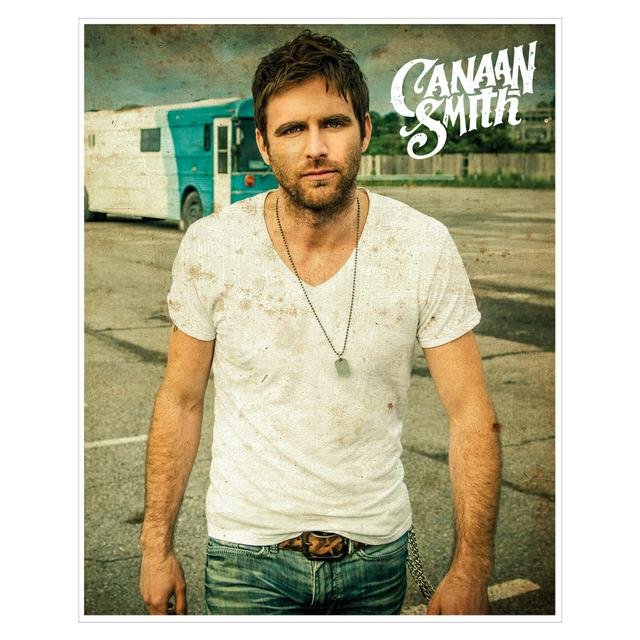 """Canaan Smith 8"""" x 10"""" Poster"""