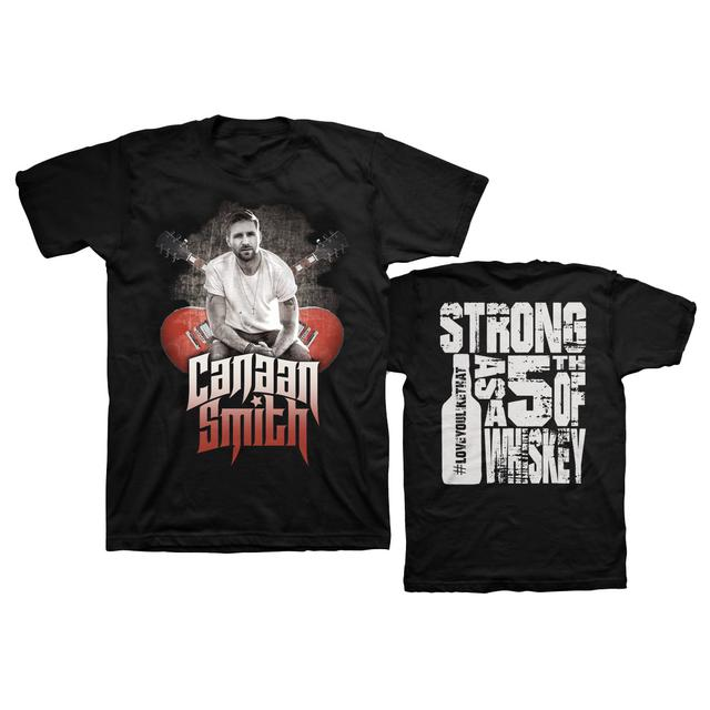 Canaan Smith Strong as a 5th of Whiskey T-Shirt