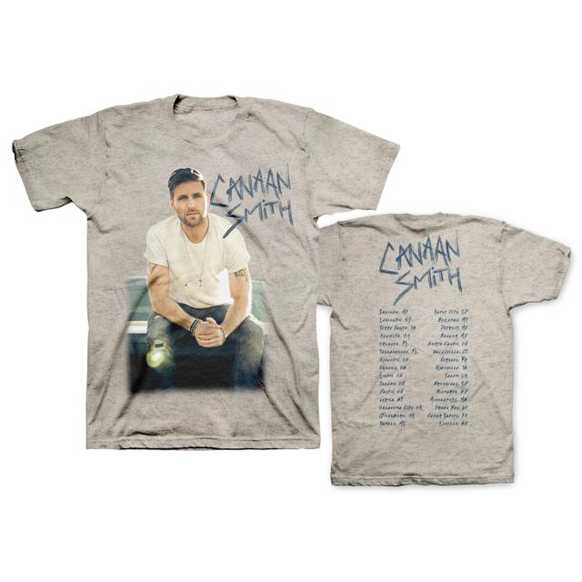 Canaan Smith 2015-2016 Tour T-Shirt