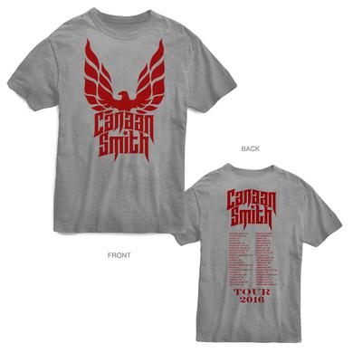 Canaan Smith Eagle 2016 Tour T-Shirt