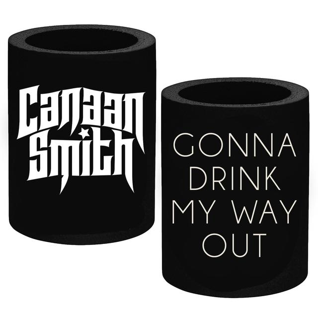 Canaan Smith Drink My Way Out Koozie
