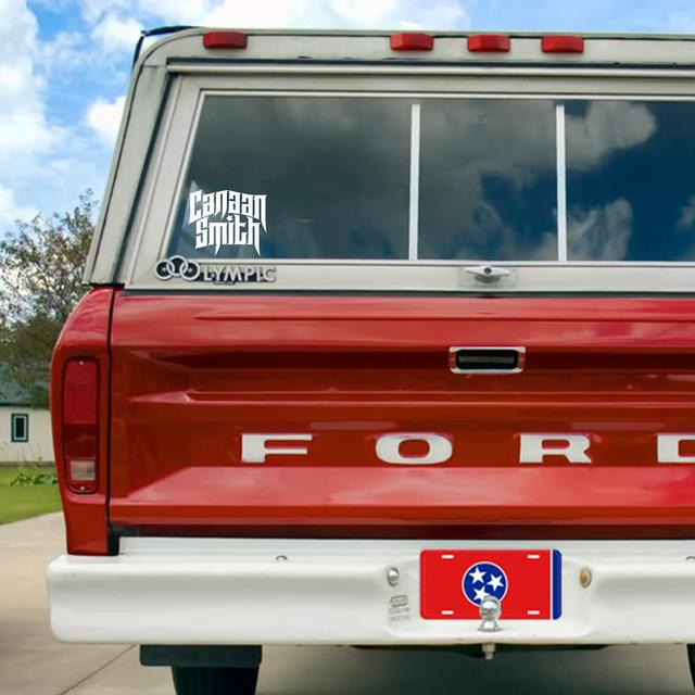 Canaan Smith Decal