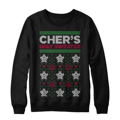 Cher's Ugly Sweater