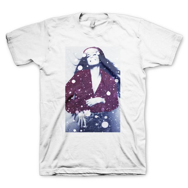 Cher White Winter T-Shirt