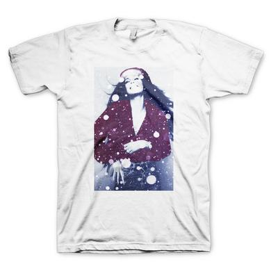 Cher White Winter T-Shirt