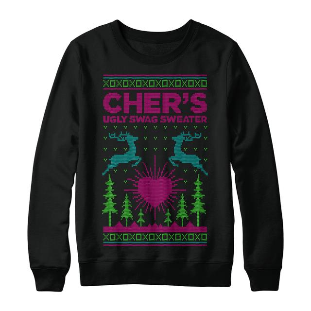 Cher Ugly Swag Sweater