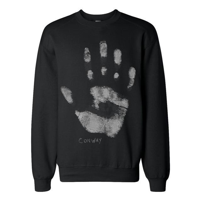 Conway Handprint Unisex Sweatshirt