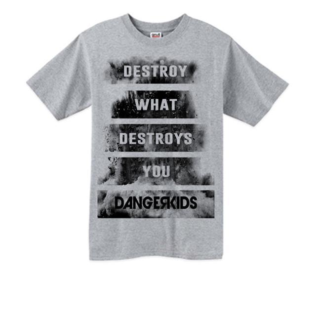 Dangerkids Destroy Tee