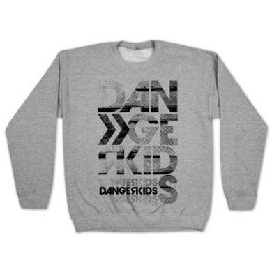 Dangerkids Static Crew Neck Pullover