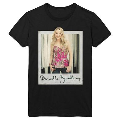 Danielle Bradbery Polaroid Black T-Shirt