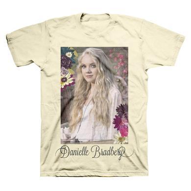 Danielle Bradbery Flower Portrait T-Shirt
