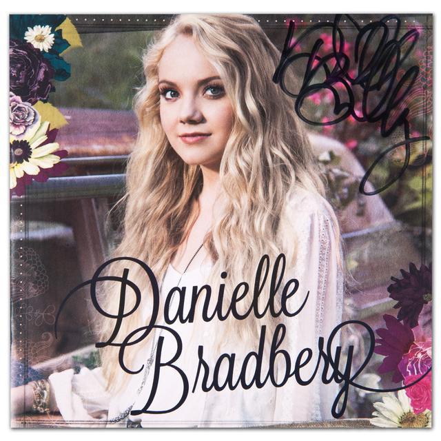 Danielle Bradbery Autographed CD