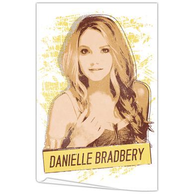 Danielle Bradbery Grunge Photo Art Print