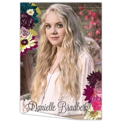 Danielle Bradbery Flower Art Print