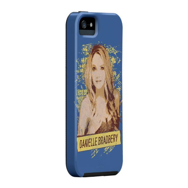 Danielle Bradbery Grunge Phone Case