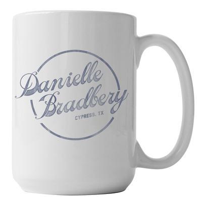 Danielle Bradbery DB Circle Logo Mug