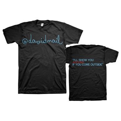 David Nail Come On Now Tour T-Shirt