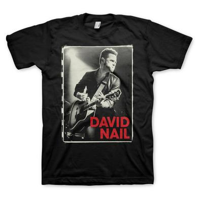 David Nail Halftone Photo T-Shirt