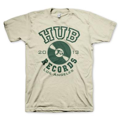 Dawes Hub Records T-Shirt