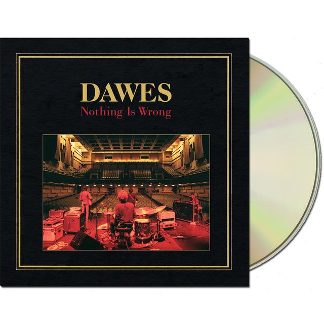 Dawes Nothing Is Wrong - CD Album