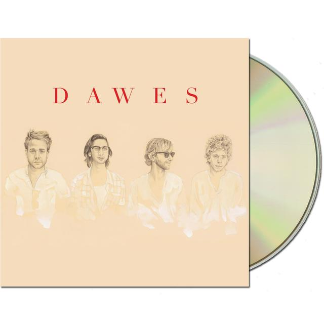 Dawes North Hills - CD Album