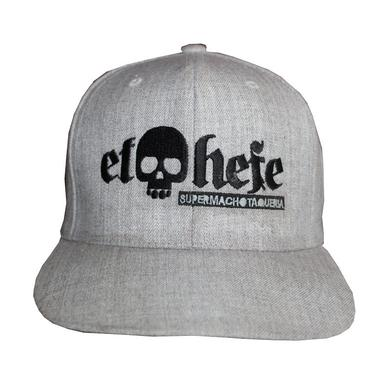 El Hefe Black Logo/Grey Hat