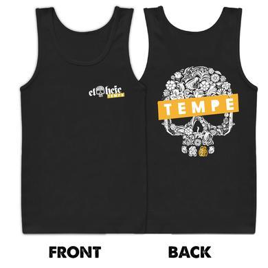 Men's El Hefe Tempe Skull Tank