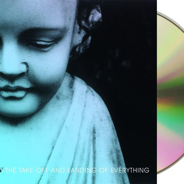 ELBOW - The Take Off and Landing of Everything [Physical CD]