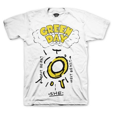 Green Day She T-Shirt