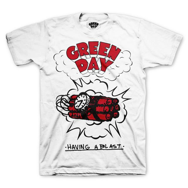 Green Day Having A Blast T-Shirt