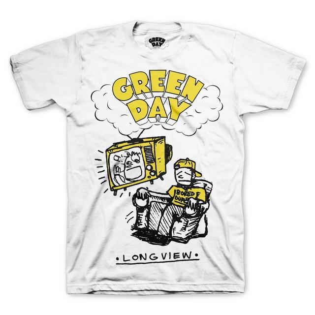 Green Day Longview T-Shirt